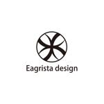 hagureさんの不動産・リノベーションの会社「Eagrista design」のロゴへの提案