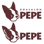 keicaさんのドッグサロンのロゴ製作への提案