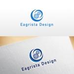 REVELAさんの不動産・リノベーションの会社「Eagrista design」のロゴへの提案