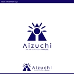 kmizumotoさんの起業する会社のシンプルなロゴ(図+文字:1色)への提案