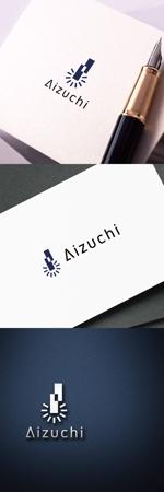 chapterzenさんの起業する会社のシンプルなロゴ(図+文字:1色)への提案