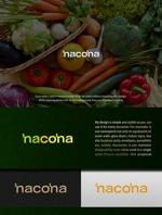 ショップサイト 商品パッケージ 「nacona」のロゴ製作依頼への提案