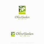屋上レストラン「オリーブガーデン」のロゴへの提案