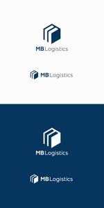 designdesignさんの物流・輸送会社「MB」のロゴへの提案