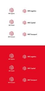 headdip7さんの物流・輸送会社「MB」のロゴへの提案