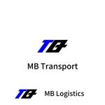 koheimax618さんの物流・輸送会社「MB」のロゴへの提案