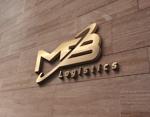 Nyankichi_comさんの物流・輸送会社「MB」のロゴへの提案