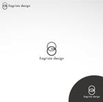 sunsun3さんの不動産・リノベーションの会社「Eagrista design」のロゴへの提案