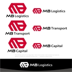 drkigawaさんの物流・輸送会社「MB」のロゴへの提案