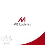 red3841さんの物流・輸送会社「MB」のロゴへの提案