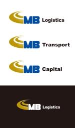 serve2000さんの物流・輸送会社「MB」のロゴへの提案