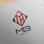 zasshedesignさんの物流・輸送会社「MB」のロゴへの提案