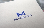 ue_taroさんの物流・輸送会社「MB」のロゴへの提案