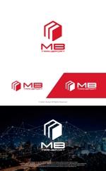 take5-designさんの物流・輸送会社「MB」のロゴへの提案