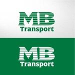 saiga005さんの物流・輸送会社「MB」のロゴへの提案