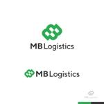 sakari2さんの物流・輸送会社「MB」のロゴへの提案