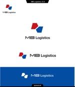 queuecatさんの物流・輸送会社「MB」のロゴへの提案