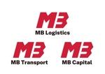 tora_09さんの物流・輸送会社「MB」のロゴへの提案