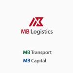 atomgraさんの物流・輸送会社「MB」のロゴへの提案