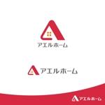 新規ブランドロゴ制作コンペ 【アエルホーム】のロゴへの提案