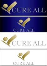 miraic_graphixさんのCURE ALL のロゴ作成への提案