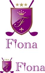 kuma-booさんの「Fiona」のロゴ作成への提案
