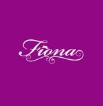 king_jさんの「Fiona」のロゴ作成への提案