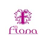 agnesさんの「Fiona」のロゴ作成への提案