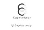 pincy19さんの不動産・リノベーションの会社「Eagrista design」のロゴへの提案