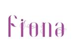 tkddoさんの「Fiona」のロゴ作成への提案