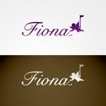 Serkyouさんの「Fiona」のロゴ作成への提案