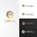 SerkyouさんのCURE ALL のロゴ作成への提案
