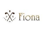 kirin0102さんの「Fiona」のロゴ作成への提案