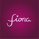 koji-okabeさんの「Fiona」のロゴ作成への提案