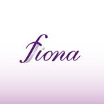 shingo-hさんの「Fiona」のロゴ作成への提案