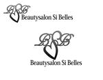ichannel16さんのエステサロンSi Bellesのロゴへの提案