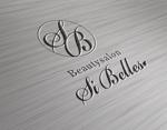 j-designさんのエステサロンSi Bellesのロゴへの提案