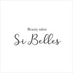 nobdesignさんのエステサロンSi Bellesのロゴへの提案