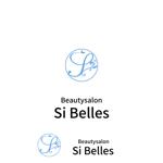 koheimax618さんのエステサロンSi Bellesのロゴへの提案