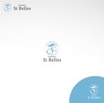 sunsun3さんのエステサロンSi Bellesのロゴへの提案