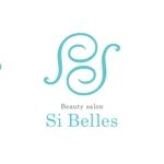 asuoasuoさんのエステサロンSi Bellesのロゴへの提案