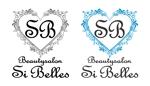 sskitさんのエステサロンSi Bellesのロゴへの提案
