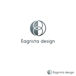 hirokipsさんの不動産・リノベーションの会社「Eagrista design」のロゴへの提案