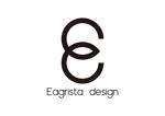 tora_09さんの不動産・リノベーションの会社「Eagrista design」のロゴへの提案