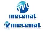 level_upさんの「mecenat」のロゴ作成への提案