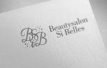 OhnishiGraphicさんのエステサロンSi Bellesのロゴへの提案