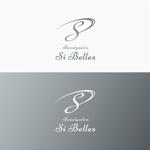 landscapeさんのエステサロンSi Bellesのロゴへの提案