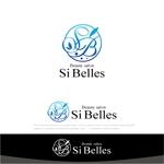 drkigawaさんのエステサロンSi Bellesのロゴへの提案