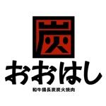jin35rfさんの焼肉店のロゴ製作への提案