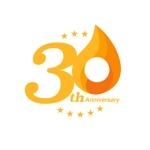midori_design_roomさんの健康食品メーカーの創業30周年記念ロゴへの提案